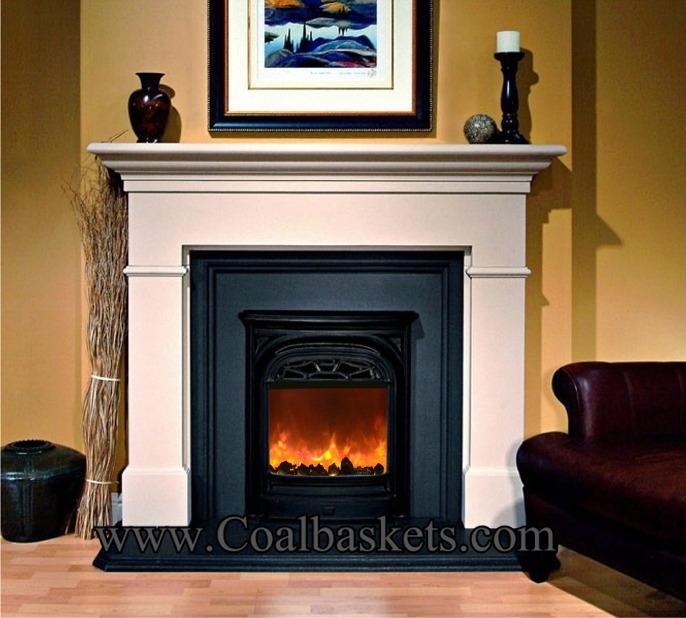 Amantii Electric Coal Fireplace