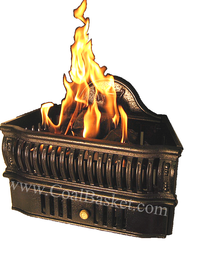 Gas coal baskets